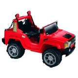 Hummer Style Red 12V 2P - foto