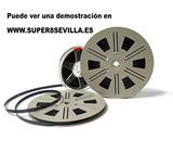 paso cintas de super8 a dvd y digital - foto