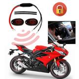 Antirrobo mando corta corriente moto - foto