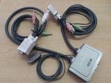 KVM switch 2 puertos - foto