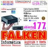Fujitsu Esprimo Q9000 i3 4Gb 160 HD - foto