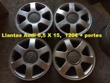 Llantas de aluminio de Audi - foto