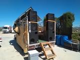 Alquiler de equipos de sonido.carrozas. - foto
