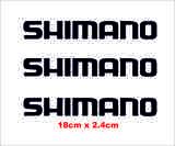 kit vinilo shimano - foto