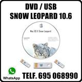 Instalacion mac os x snow leopard - foto