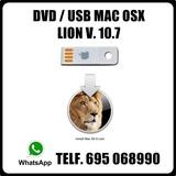 Instalacion mac os x lion - foto