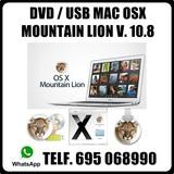 Instalacion  mac os x mountain lion - foto