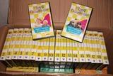 ColecciÓn VHS de Pippi Calzaslargas. - foto