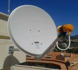 Orientar y Montar Antenas Parabolicas - foto