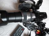 Sony  nex avcam FULL FRAME impecable - foto