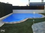 Lonas y cobertor para piscinas. - foto