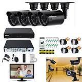 Equipos video vigilancia 4 camaras - foto