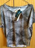 Camiseta nueva 4F oversize L o XL - foto