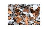 recogoda de escombro - foto