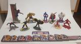 Figuras Marvel de Plomo 2004 - foto