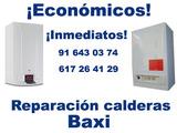 Reparación Calderas Baxi - foto