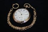 antiguo reloj de bolsillo-VENDIDO- - foto