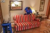 limpieza alfombras y sofá - foto
