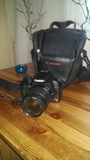 Canon rebel t1i o eos 500d - foto