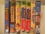 Lote 10 VHS - foto