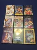 Disney películas DVD - foto