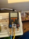 técnico instalador de aire acondicionado - foto