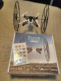 dron mini parrot rolling spider - foto