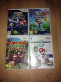 Videojuegos de Nintendo  Wii - foto