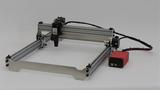Pantografo cnc laser oku a3 2500mw - foto