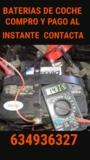 Baterias coches mecanica - foto