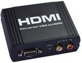 Adaptador  VGA a HDMI + Audio 1080p - foto