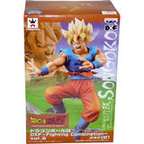 Figura dragÓn ball z son gokou vol6 - foto