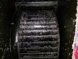Limpieza chimenea de grasa - foto