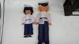 Muñecas militares años 70 - foto