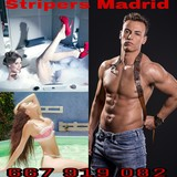 Chicas y chicos stripers - foto