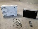 vendo amplificador portatil con usb, rad - foto