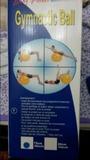 pelota de pilates y de gimnasio - foto