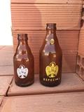Botella Cerveza el Águila - foto