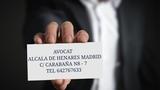 Avocat  roman / Abogado rumano Madrid - foto