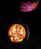Ganesha - Camafeo con Cristal - foto