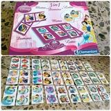 Juego Memory Princesas Disney - foto