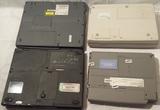 toshiba ordenador portatil compaq old - foto