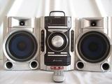 MINICADENA SONY MP3