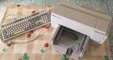 impresora y teclado Hewlet Packard - foto