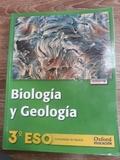 NUEVO! LIBRO BIOLOGIA Y GEOLOGIA 3°ESO - foto
