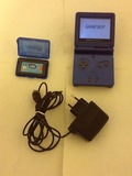 Nintendo Game Boy Advance SP Rosa - foto