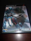 Zone of The Enders ps2 - foto