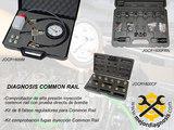 ManÓmetro para common rail - foto
