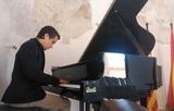 Pianista para bodas - foto
