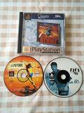 Lote de 3 juegos clasicos originales ps1 - foto